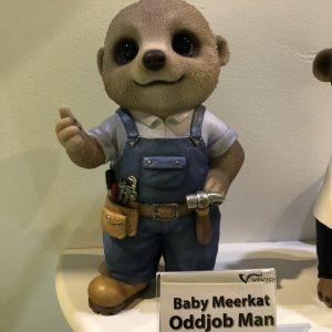 Meerkat Oddjob Man